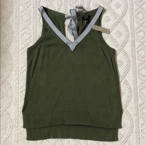 J.Crew knit top – size small (NWT)